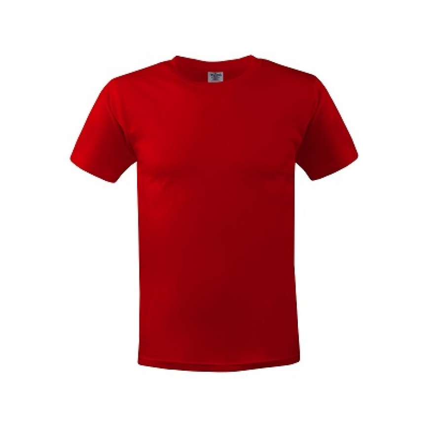 Tričko MC180 Červené